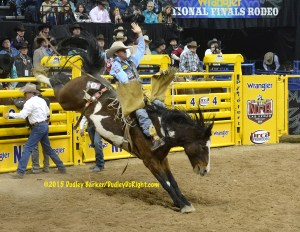 NFR Rd 4 Bobby Mote