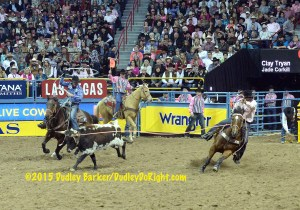 NFR Rd 5 Clay Tryan