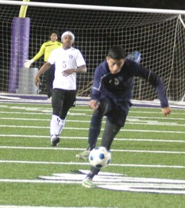 Boys Scrimmage at Everman 05