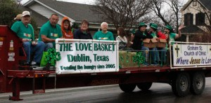 Dublin St. Paddy's Parade 15