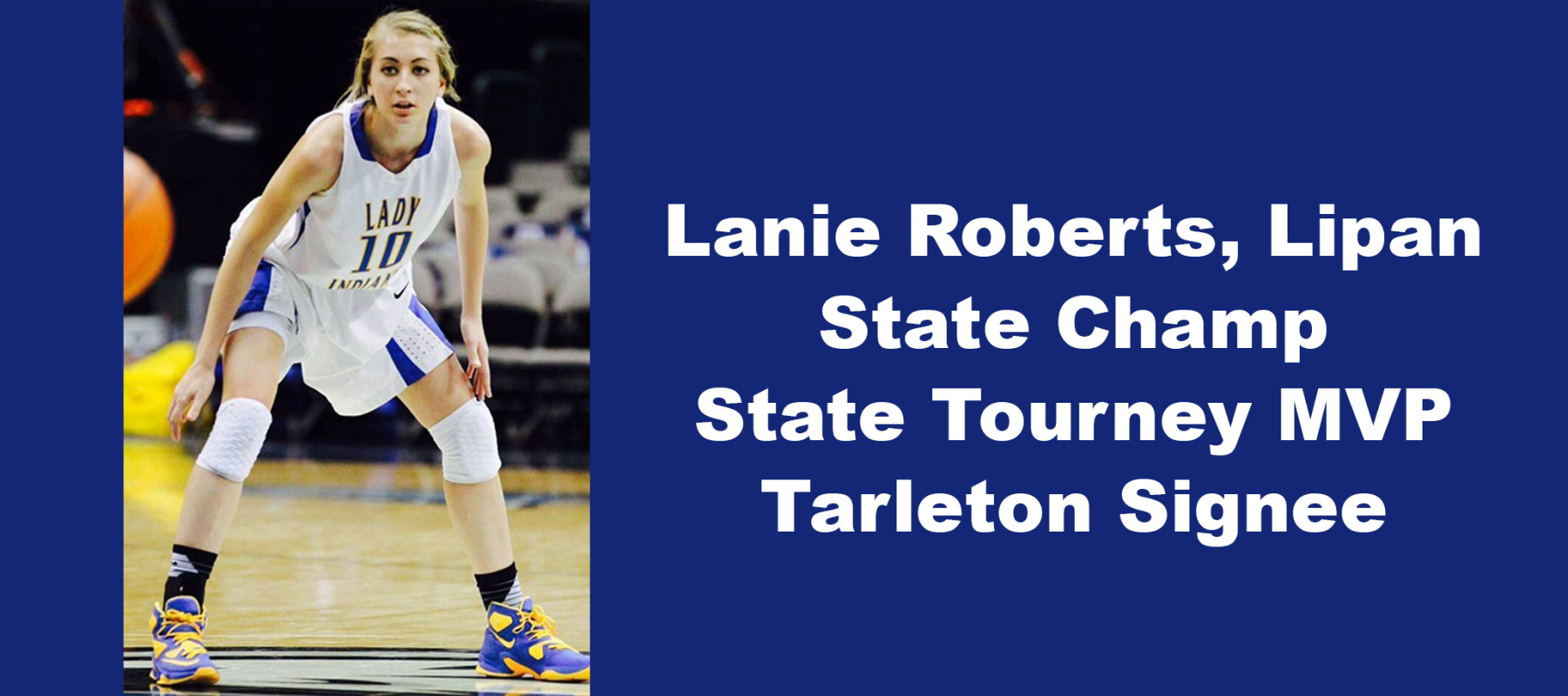 Lanie Roberts feature
