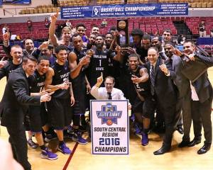 Tarleton State is headed to the Elite Eight for the second straight year and fourth time in 12 seasons. || TheFlashToday.com photo by RUSSELL HUFFMAN