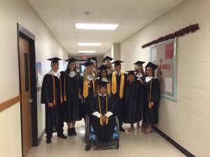 Lingleville Graduation 10