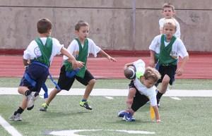 2016 Summer Fun Football Camp 03