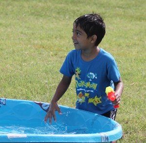 Water Day in Park 14