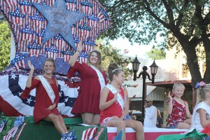2016 Old Settler's Parade 28