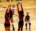 Bees VB at Burleson 02