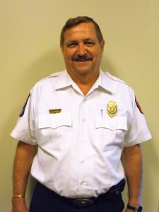 Stephenville Fire Chief Jimmy Chew