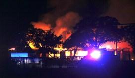 Hico House Fire 11