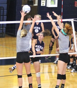 shs volleyball scrimmages 10