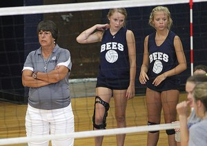 shs volleyball scrimmages 14