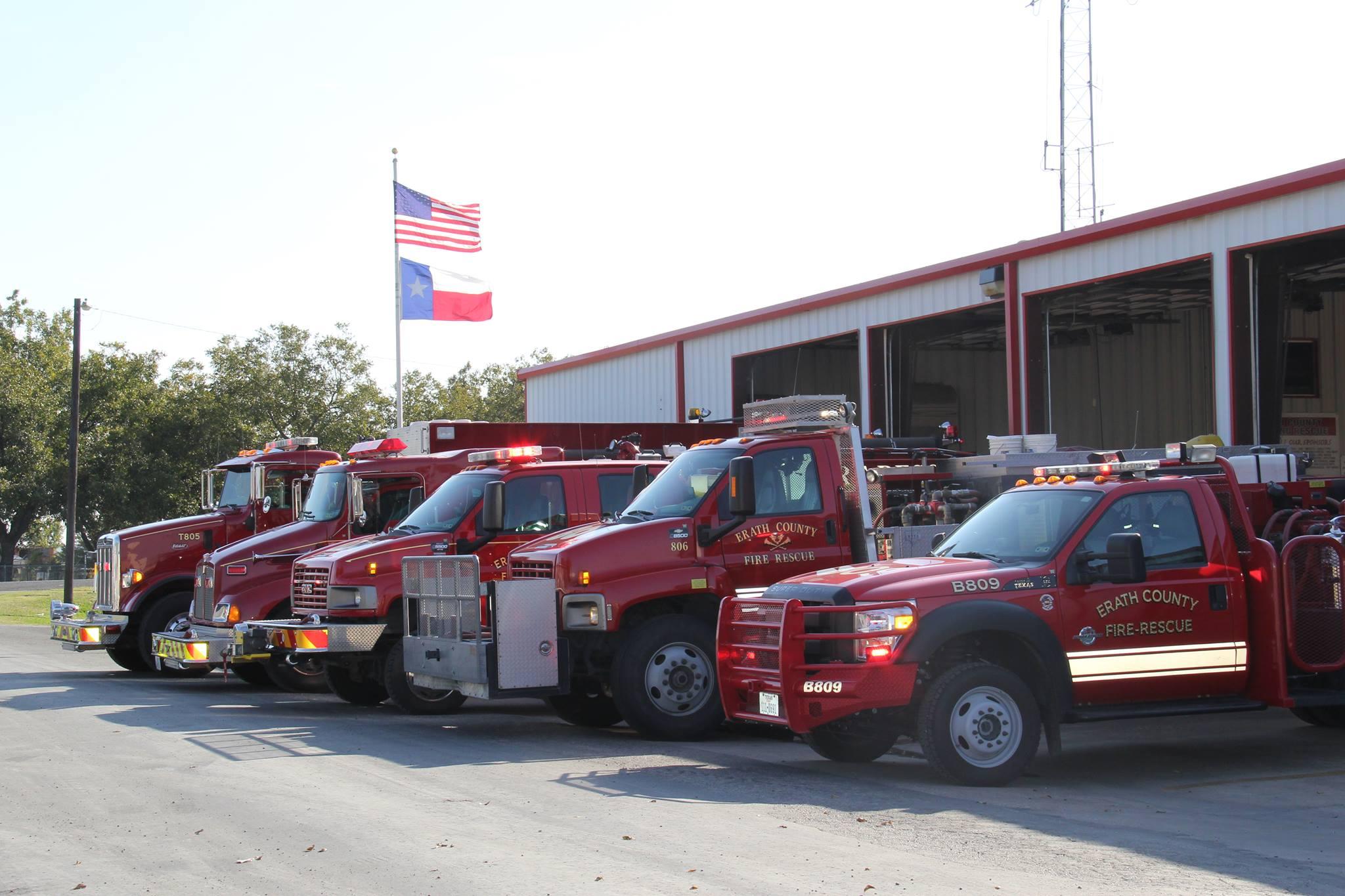 Erath County Volunteer Fire Rescue