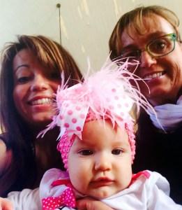 Kerri, Bonnie and Leyla