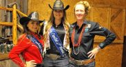 Who will take over the titles from last year's rodeo royalty? The rodeo queen contest and all the activities associated with the Cowboy Capital PRCA Rodeo are fast approaching. | TheFlashToday.com photo by DAVID SWEARINGNEN