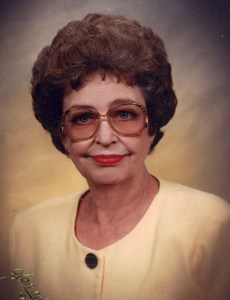 Mattie Lou Chambers