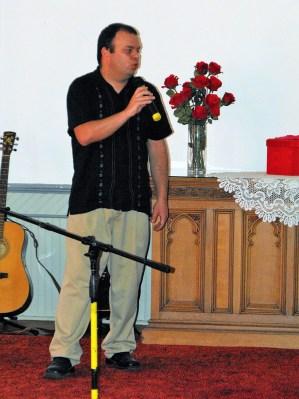 V-Day Musical Tim Turnbeaugh 2