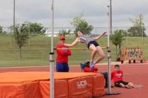 Jordan Carter high jump