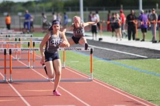 McBee Pettit 100 hurdles