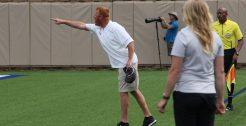Coach Casey Weil