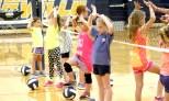 2017 Honeybee volleyball camp 04