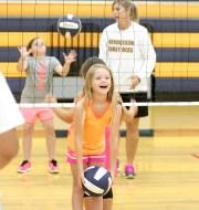 2017 Honeybee volleyball camp 06