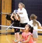 2017 Honeybee volleyball camp 08