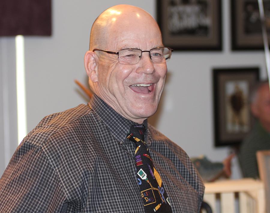 Dr. Gillespie retirement 06