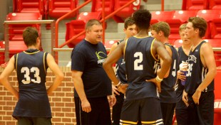 Stephenville's boys won two Thursday evening in summer basketball at Glen Rose, improving to 7-0. The SHS girls summer team is 3-0 and has three games Saturday in Glen Rose. || Photo by The Flash Today