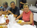 ECUW Fish Fry 6 Dr. Ip and wife