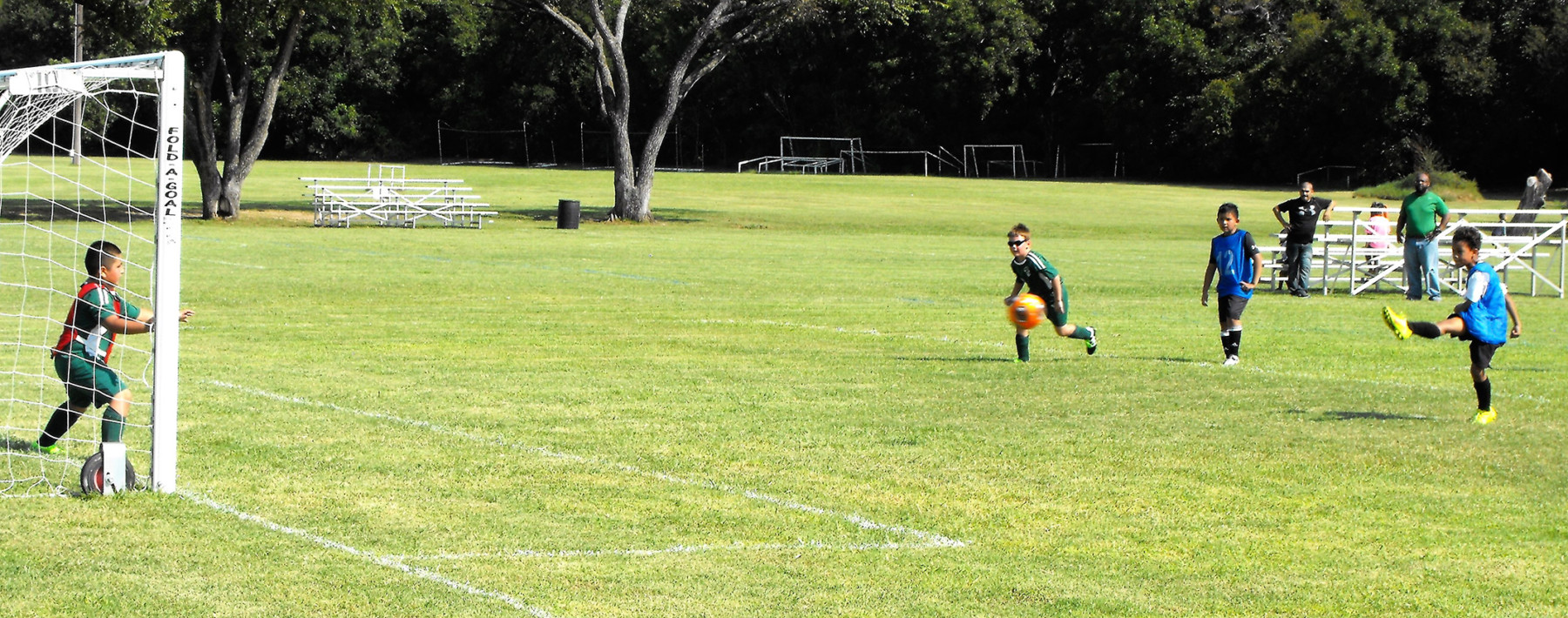 Youth Soccer 15