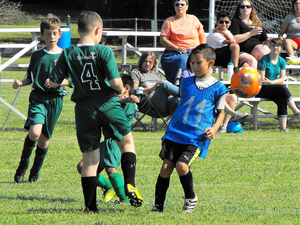 Youth Soccer 18