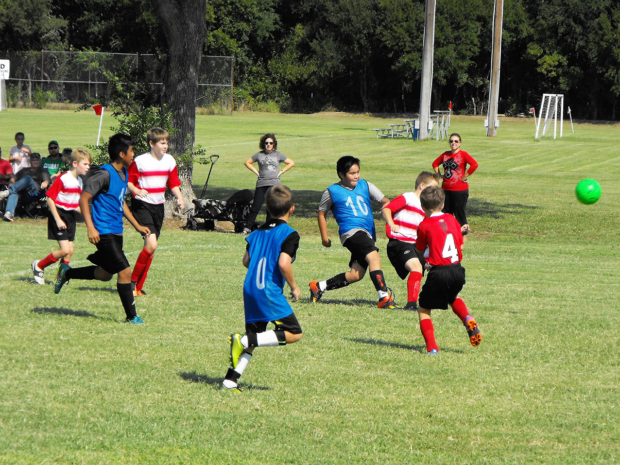 Youth Soccer 22