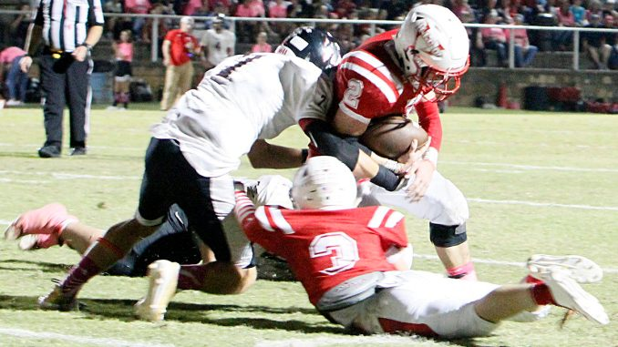 SEASON STATS: Hico entering playoffs – The Flash Today