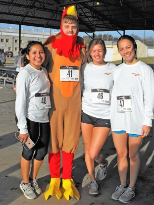 Delta Zeta Turkey Trot 2