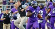 Tarleton State and running back Adam Berryman will oppose Central Oklahoma in the Corsicana Bowl on December 2 at Tiger Stadium in Corsicana. || The Flash Today/RUSSELL HUFFMAN