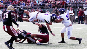 Tarleton State and quarterback Zed Woerner may be diving headfirst into a bowl appearance to end the season. || Photo courtesy Dr. CHET MARTIN