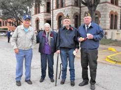 Veterans Day Ceremony 5