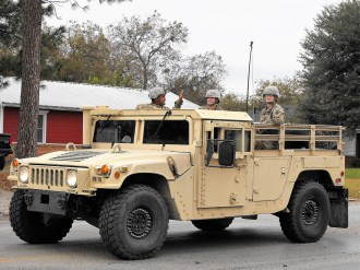 Veterans Day Parade 12