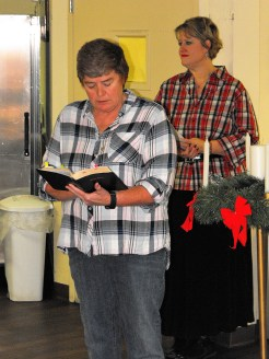 Mulberry Manor Christmas Scripture Reading 3