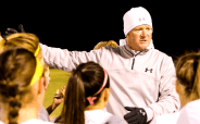 It was cold at the start of the soccer season but things are heating up in the playoffs for the Honeybees.