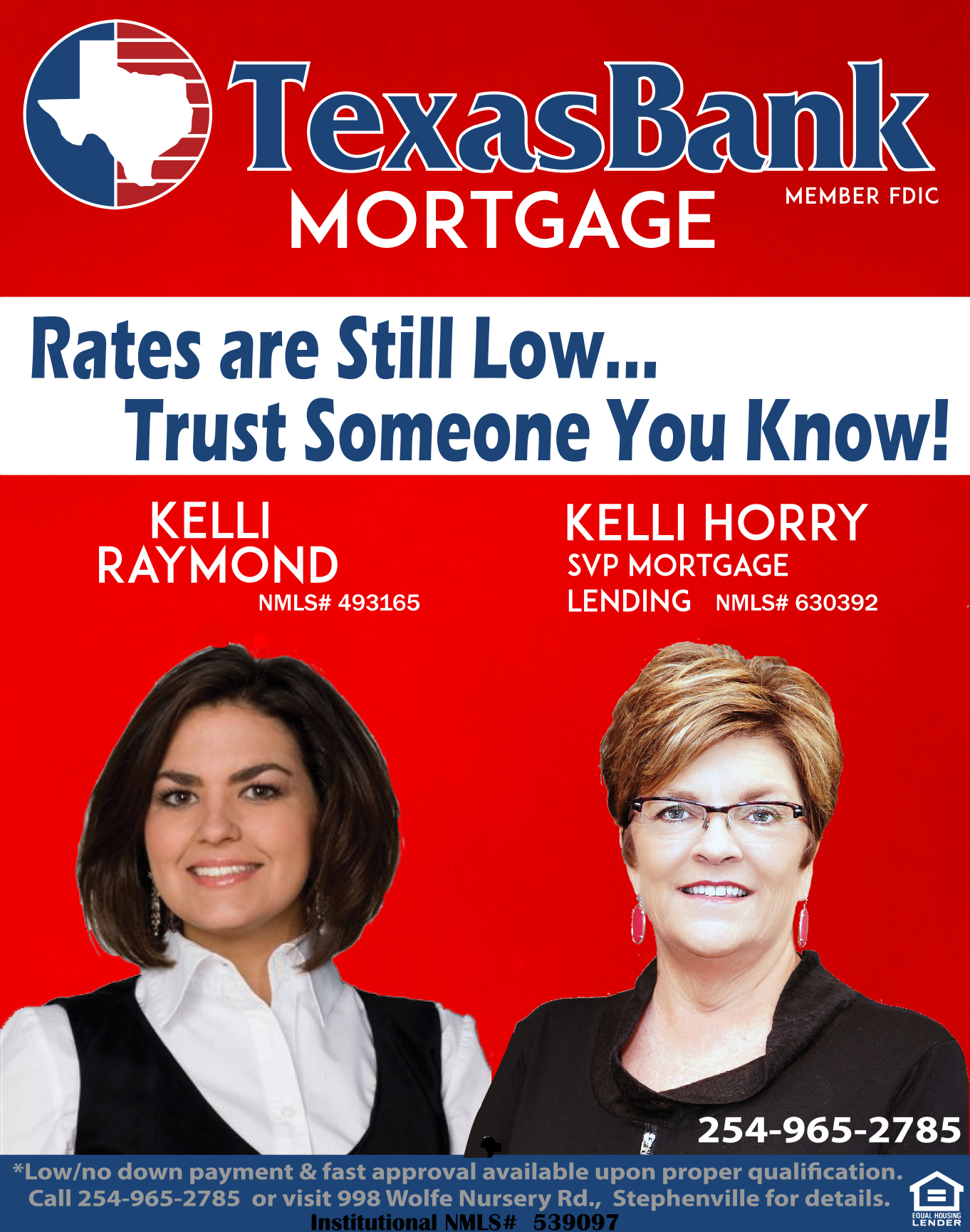 Kelli H Mortgage Q2 Red ad for Flash _1