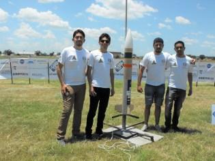 CanSat Rocket 42