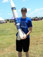 CanSat Rocket 43
