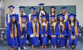 Huckabay graduation 1