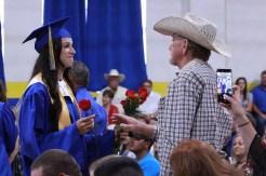 Huckabay graduation 11