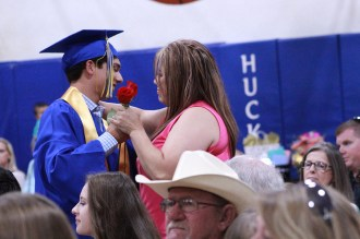 Huckabay graduation 14