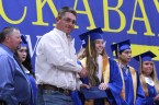 Huckabay graduation 16