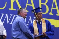 Huckabay graduation 22