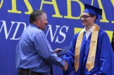 Huckabay graduation 23