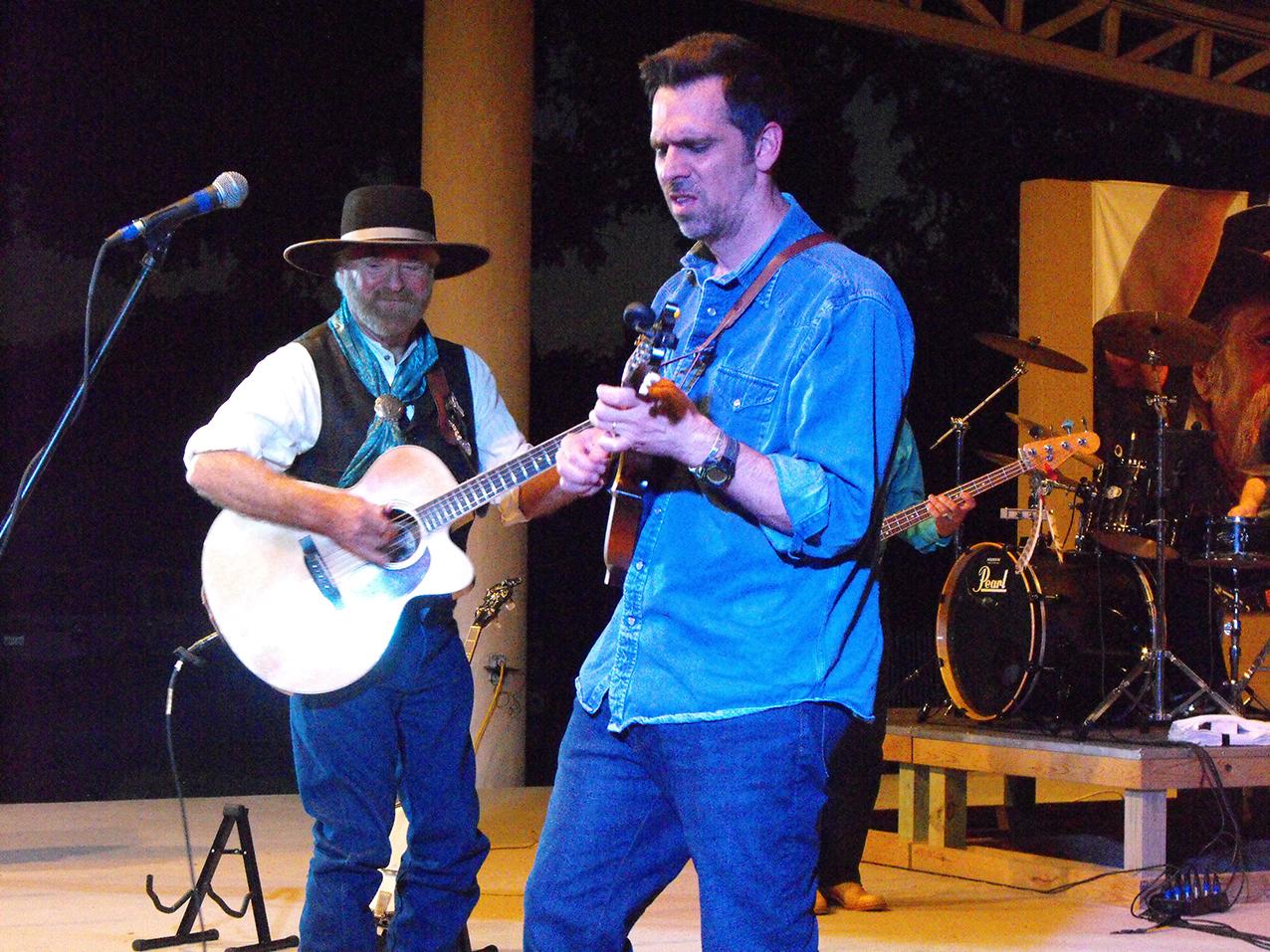 Michael Martin Murphy TexStar Ford Concert 30